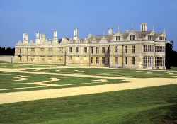 Kirby Hall, Northants (image courtesy of East Northamptonshire Council)